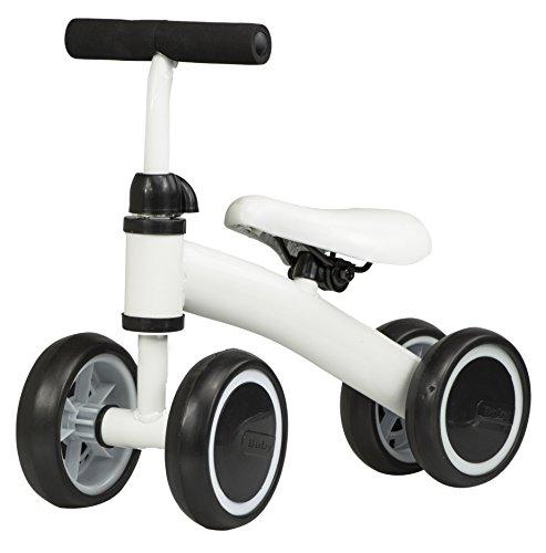 Laufrad, Kinder Laufrad Lauflernrad Kinderrad für Jungen und Mädchen, das erste Fahrrad für Kinder von 18 bis 36 Lebensmonate.
