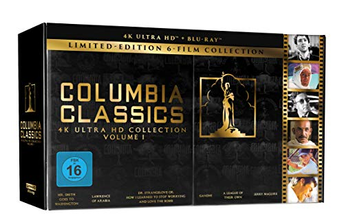 Columbia Classic Collection Box -Exklusiv bei Amazon.de [Blu-ray]