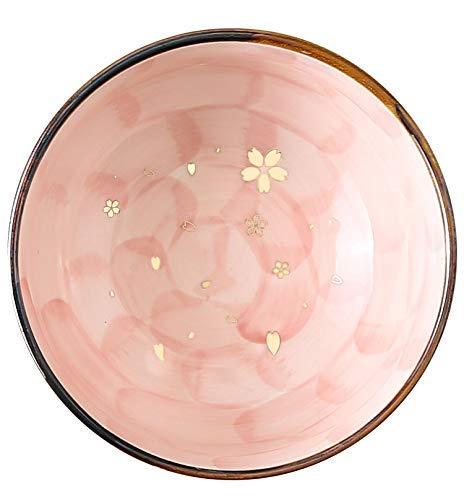 LZQHGJ Home Kitchen Products - Cuenco de Utensilios de Cocina, tazón de Ensalada Grande, tazones de Porcelana Grande de Porcelana, tazón de cerámica Grande como Ramen, tazón de pho, tazón de Sopa