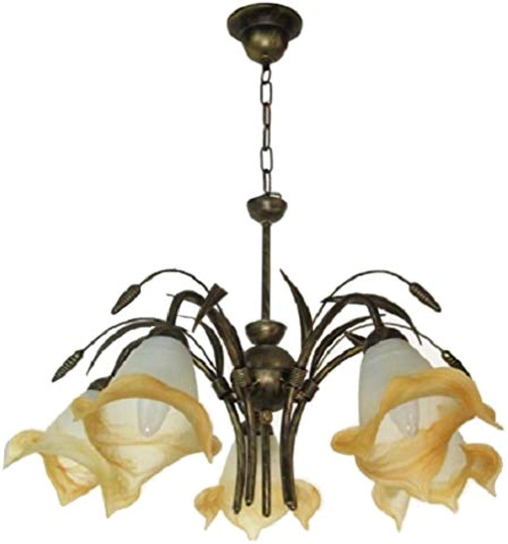 NEU Hngelampe Hngeleuchte Korn 212-A5 Lampe Leuchte Top Design 5 flammig