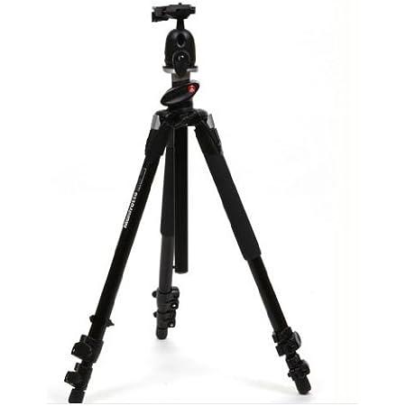 Manfrotto 190xprob Stativ Und 496rc2 Kugelkopf Kamera