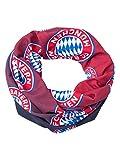 FC Bayern München Multifunktionstuch Kids, Schlauchschal