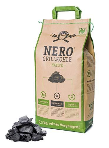Nero - Grillkohle Native (2,5 kg) bekannt aus Höhle der Löwen