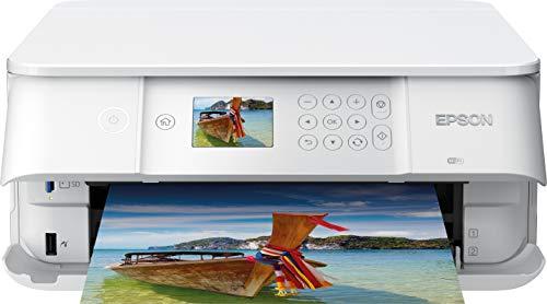 Epson Expression Premium XP-6105 - Impresora multifunción (Inyección de Tinta, Impresión a Color, 5760 x 1440 dpi, 100 Hojas, A4, Blanco)