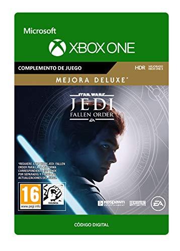 STAR WARS Jedi Fallen Order Deluxe Upgrade   Xbox One - Código de descarga