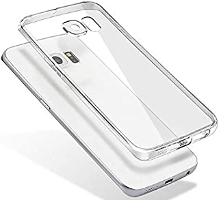 Back Cover For Samsung Galaxy S7 Edge - transparent