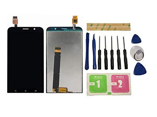 Flügel per ASUS ZenFone Go TV ZB551KL X013D X013DB Schermo Display LCD Display Nero Touch Screen Digitizer (Senza Frame) di Ricambio e Strumenti Gratuiti