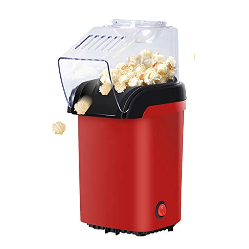 For Sale! CJSWT Hot Air Popcorn Popper, No Oil Popcorn Maker,for Home Party Kids, No Oil Needed, Hig...