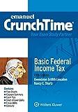 Image of Emanuel CrunchTime Basic Federal Income Tax (Emanuel CrunchTime Series)