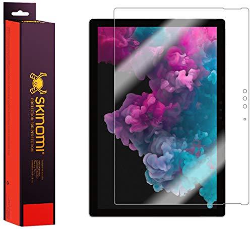Skinomi Screen Protector Compatible with Microsoft Surface Pro 6 Clear TechSkin TPU Anti-Bubble HD Film