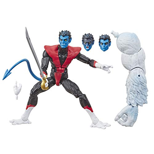 Marvel Figura Legends 6″ Nightcrawler Toy