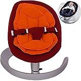 Gettop Sillón Reclinable Sin Radiación para Bebés, Artefacto Multifuncional Dormir Bebés, Mecedora para Bebés Recién Nacidos, para Muebles De Jardín Balcón Exterior