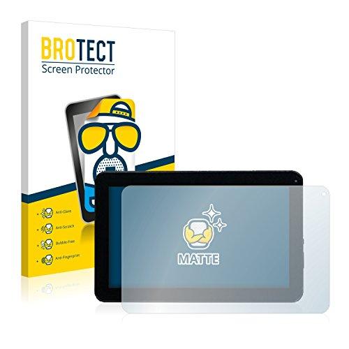 BROTECT Protector Pantalla Anti-Reflejos Compatible con Mediacom SmartPad 10.1 S2 3G M-MP1S2A3G (2 Unidades) Película Mate Anti-Huellas