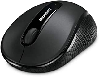 Microsoft D5D-00133 Wireless Mobile Mouse - Black