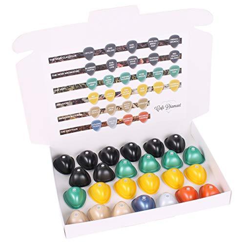 Special T Teekapseln Probierset - 25 Sorten in Geschenkbox - zum Probieren und Verschenken (25 Kapseln)