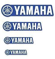 【D'COR 6 inch Yamaha Decal】ディコール 6インチサイズ ヤマハ ダイカットロゴステッカー ミニサイズ デカール 【正規品】
