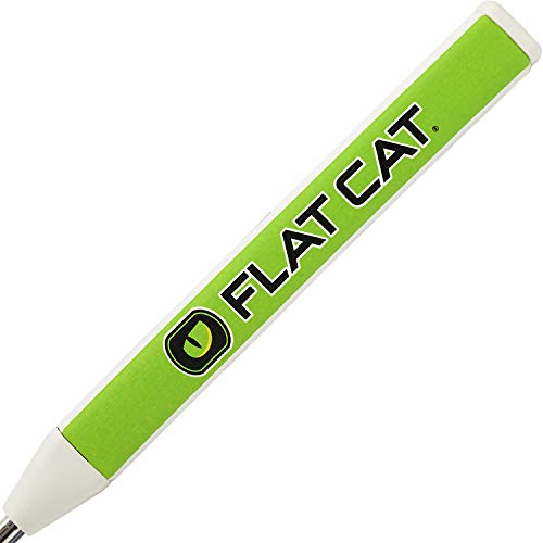 FLAT CAT Putter Grip, Standard 8707NT, Slightly Oversized Non-Tapered Golf Grip, Flat Sides Put The Feeling of A Square...