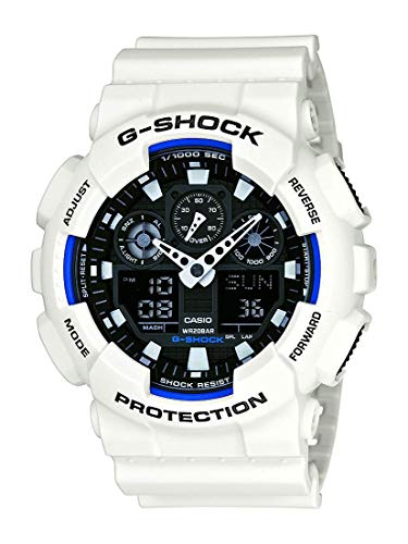 Casio Men's GA-1000 XL Series G-Shock Quartz 200M WR Shock Resistant Watch