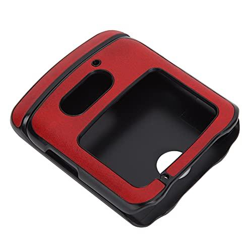 Handyhüllen Handyhülle für Motorola PU Lederhülle für Motorola Moto G5 Plus Handyhüllen(red)