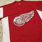 Detroit Red Wings公式ユニフォーム