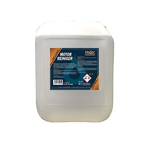 INOX® Motorreiniger Konzentrat für Auto, Motorraum-Reiniger für KFZ - 5 Liter