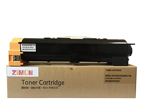 Compatible Toner Cartridge of XEROX WC5325/5330 (006R01158), Black Universal Toner Catridge, for use in XEROX WorkCentre 5325/5330 / 5335