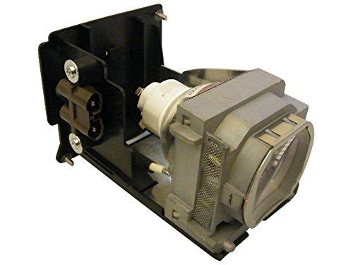 azurano Beamer-Ersatzlampe für Mitsubishi VLT-HC5000LP   Beamerlampe mit Gehäuse   HC4900, HC5000, HC5000(BL), HC5500, HC6000, HC6000(BL), HC6000/BL, HC6050