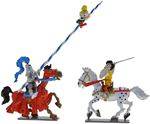 Unbekannt Collectible Figure Pixi Johan and Peewit The Black Arrow 1701 (2015)