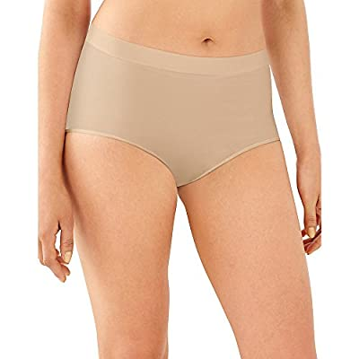 Bali One Smooth U All Around Smoothing High-Cut Panty Nude MD by Bali