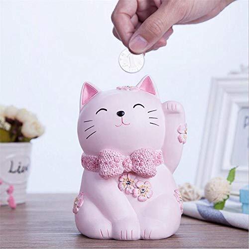 Spaarpot Squisiet figuur olifant karton animato hars kat spaarpot sieraden Carino konijntje pop munt spaarpot