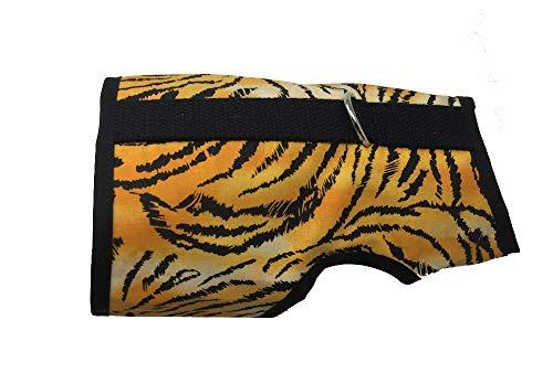 Kitty Holster Cat Harness, Small/Medium, Tiger Stripe