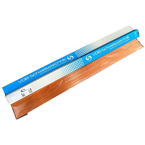 Schweißdraht Autogen Stahl Universal 1.6215-2,0 x 1000 mm - G-III - 1,0 Kg