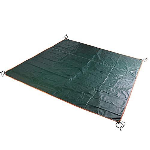 XGTsg Pique - Nique Mat, Plage Mat, Outdoor Moistureproof Mat, Toiles Imperméables Tapis Imperméables, Oxford, Sky Rideau Et Serpillières 200 * 210 Cm,Vert