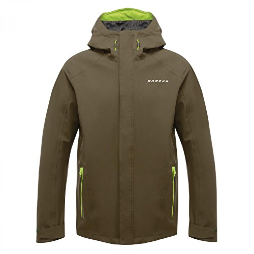 Dare2b Mens Provision II Waterproof Breathable Technical Jacket