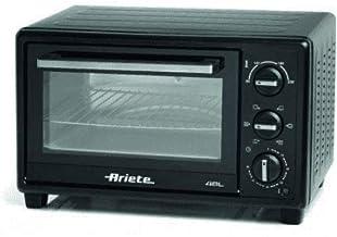 ARIETE 926 Réchaud 1800 W 48 L Vent. max230 g Minuteur noir