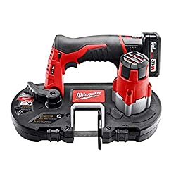 Milwaukee M12 Cordless Compact Bandsaw Review