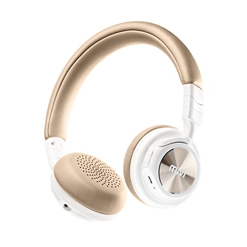 Mivi Saxo Wireless Bluetooth Earphones - Pearl White