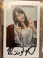 鈴村あいり 直筆サイン入り チェキ