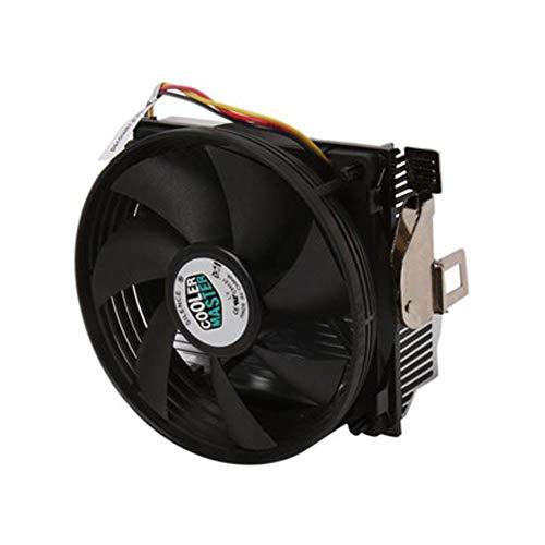 Cooler Master DK8-9GD4A-0L-GP CPU-Kühler, Kühler, Kühler und Kühler, Kühler, Kühler, 9,5 cm, 22 dB, AMD Quad Core (65 W) / Athlon 64 X2 6000+ (Socket AM2)/Athlon 64 X2 4200+ (Socket 939) / Athlon 64..., schwarz, silber