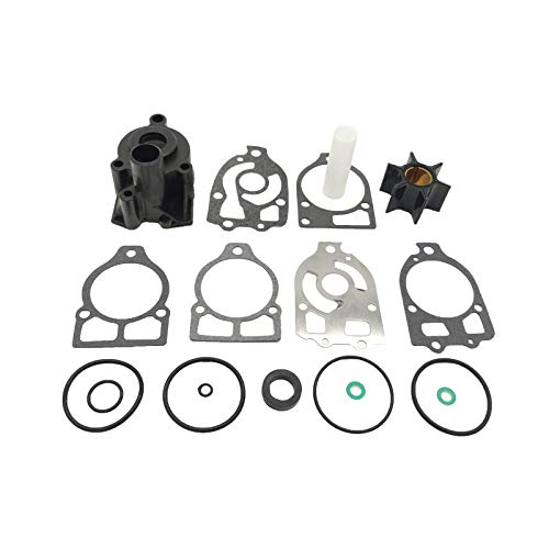 TMTMSP Water Pump Repair Kit for Mercury Outboard Mercruiser Alpha One 46-96148A8 46-96148Q8 46-96148T8 Sierra 18-3217 Impeller Replacement
