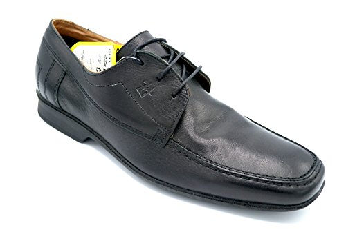 Pitillos 815 Negro - Zapato de Cordones para Hombre (43)