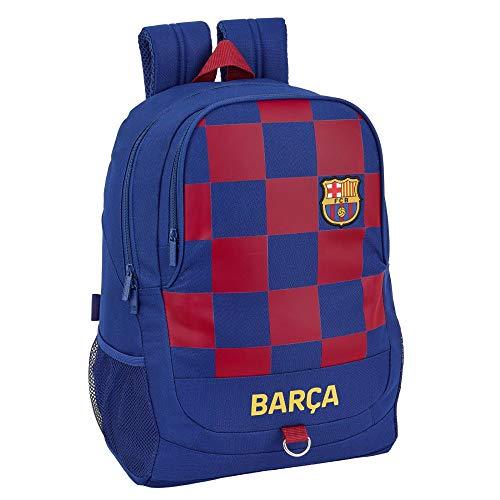 FC Barcelona - Rucksack 32 x 16 x 44 cm - Kollektion BLAU/ROT