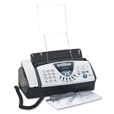 Brother FAX-565 Plain-Paper Fax Machine