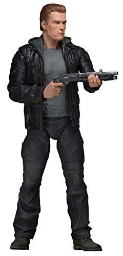 Neca 42188 - Terminator: Genesys - T-800 Guardian Actionfigur, 18cm