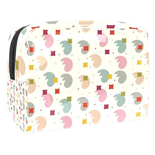 Bolsa de cosméticos de estilo caliente, bolsas de almacenamiento de viaje, bolsa...