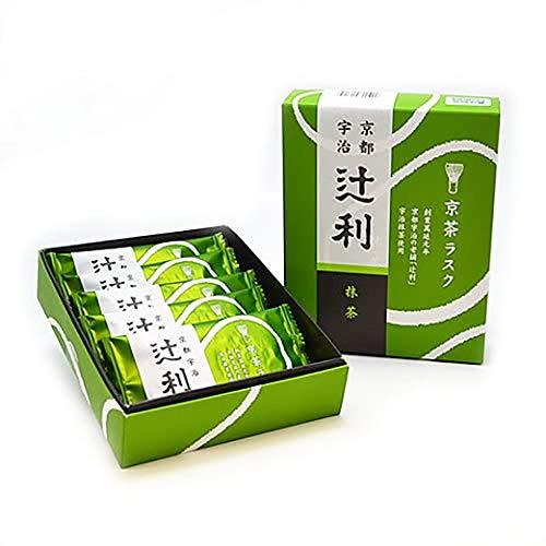 辻利 『京茶ラスク 抹茶』