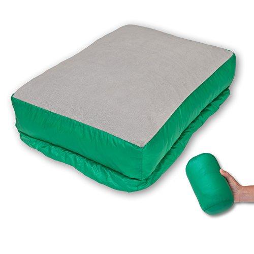 Paria Outdoor Products Daunenkissen - Ultraleicht, kompakt und extrem komfortabel - Perfekt für Rucksacktourismus und Camping