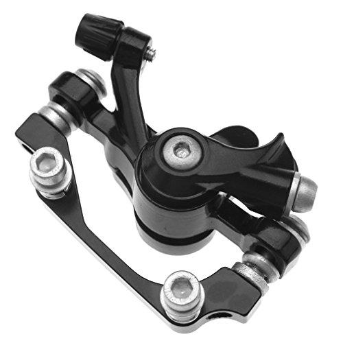 Pinza de freno de disco mecánico para bicicleta de montaña (160 mm)