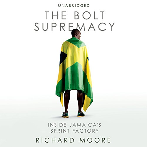 The Bolt Supremacy audiobook cover art