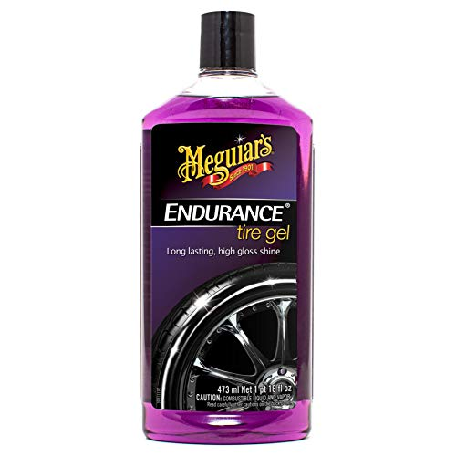 Meguiar\'s G7516EU Endurance High Gloss Tyre Gel Reifenglanz, 473 ml